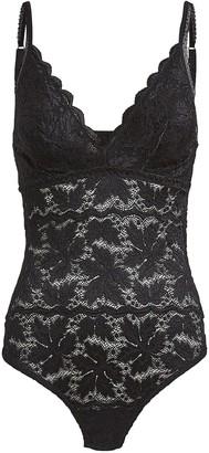 Cosabella Ballet Lace Bodysuit