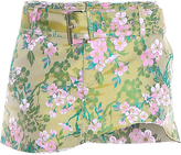Marques Almeida Floral Mini Skirt