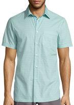 Asstd National Brand Short-Sleeve Woven Shirt