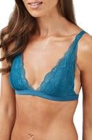 Topshop Women's 'Doreanna' Plunging Lace Bralette