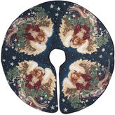 Bed Bath & Beyond 44-Inch Christmas Blessing Tapestry Christmas Tree Skirt