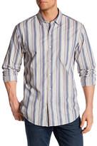Tommy Bahama Casamento Regular Fit Stripe Shirt