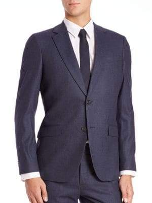 400fc9a0006 Theory Slim-Fit Malcolm Wool Jacket