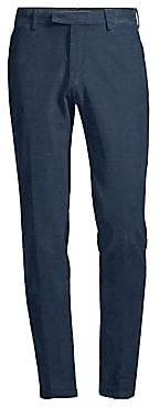 Boglioli Men's Tapered-Fit Micro Corduroy Pants