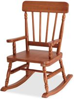 Levels of Discovery Child's Rocking Chair in Maple
