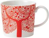 Royal Doulton Fable red tree mug