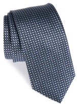 BOSS Men's Geometric Silk Tie
