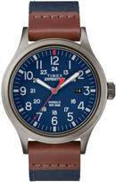 Timex Men's Expedition Scout Navy Strap Watch