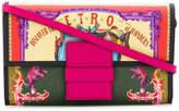 Etro Circo clutch
