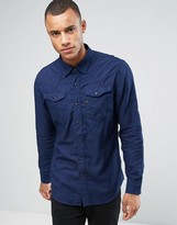 G Star G-Star Tacoma Shirt Long Sleeve