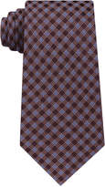 Michael Kors Men's Dress Code Gingham Silk Tie