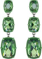 Swarovski by Rosie Assoulin, Jewel-y McHue-y Chandelier Pierced Earrings