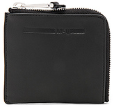 McQ 2 Side Zip Wallet
