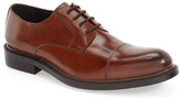 Kenneth Cole New York Jump In Cap Toe Derby