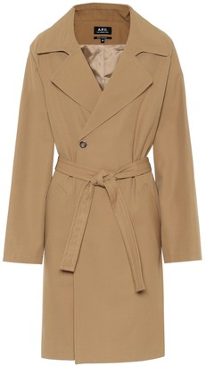 A.P.C. Bakerstreet trench coat
