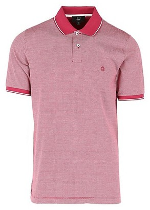 Dunhill Regular-Fit Cotton Polo