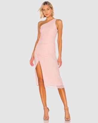 NBD Romina Midi Dress