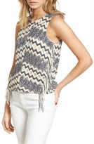 Ella Moss Women's Alexandria Sleeveless Sweater