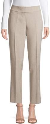 Kasper Suits Slim Straight Pants