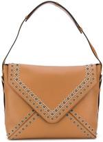 Etro Studded Shoulder Bag
