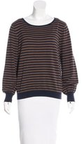 Steven Alan Striped Pullover Sweater