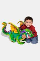 Melissa & Doug Toddler Oversized Plush Stuffed Dragon