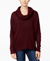 Bar III Cowl-Neck Knit Top, Only at Macy's