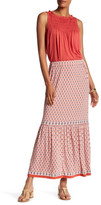 Max Studio Knit Maxi Skirt