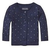 Tommy Hilfiger Th Baby Dot Cardigan