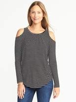 Old Navy Relaxed Cold-Shoulder Top for Women