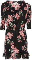 Oh My Love **Frill Detail Mini Tea Dress