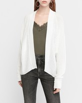 Express Thermal Stitched Cardigan