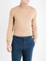 Boglioli Turtleneck wool jumper