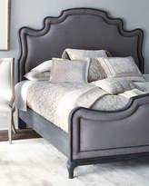 Hooker Furniture Palmeiro Upholstered King Bed