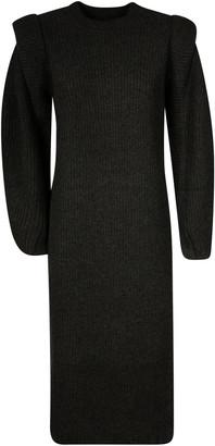 Isabel Marant Long Sleeve Straight Dress