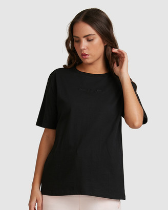 DC Womens Effortless Cropped T Shirt