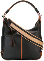 Tod's zipped shoulder bag - women - Leather - One Size