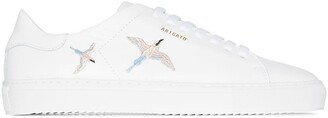 Axel Arigato 90 Embroidered Bird Sneakers