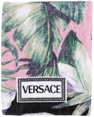 Versace JUNGLE COTTON HAND TOWEL