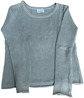 Zadig & Voltaire Green Linen Knitwear for Women