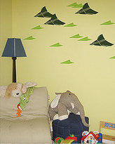 Blik Flying Paper Planes Wall Decal