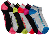 Steve Madden Low Cut Athletic Socks - Pack of 6