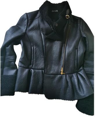 Miu Miu Black Shearling Jacket for Women