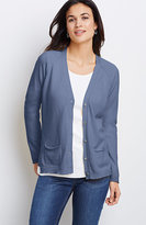 J. Jill Easy V-Neck Cardigan