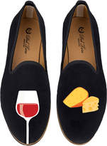 Del Toro M'O Exclusive: Cheese & Wine Slipper