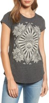 Lucky Brand Women's Spiritual Graphic Tee