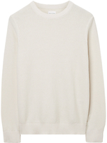 Gant Rugger Solid Texture Crew Neck Jumper