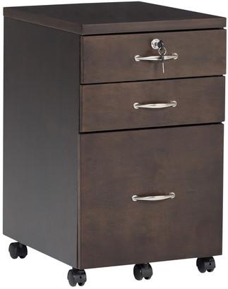 Studio Designs Newell Locking File Cabinet