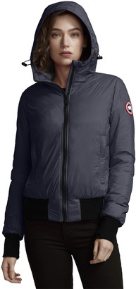Canada Goose Dore Slim-Fit Hooded Jacket w/ Down Fill