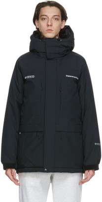 This Is Never That thisisneverthat Black Down Gore-Tex INFINIUM Mountain Parka